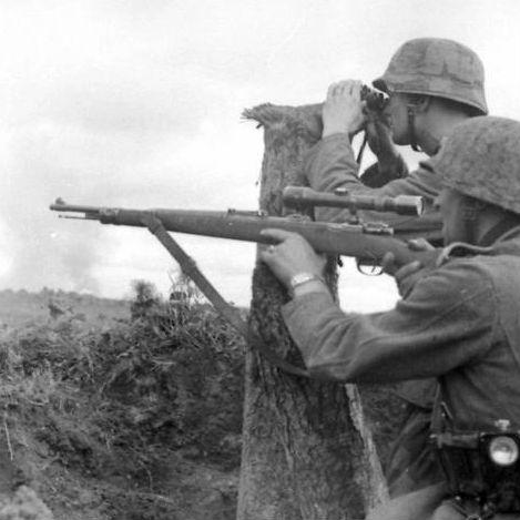 時代を先取りした世界初の傑作突撃銃StG.44突撃銃