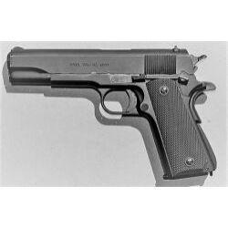"""コルトM1911A1ガバメント~""""ハンドキャノン""""の渾名で呼ばれる制式化以来100年を超えた名銃~<br />"""