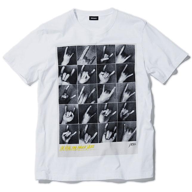 〈DIESEL〉のTシャツがめちゃめちゃ今っぽい件!