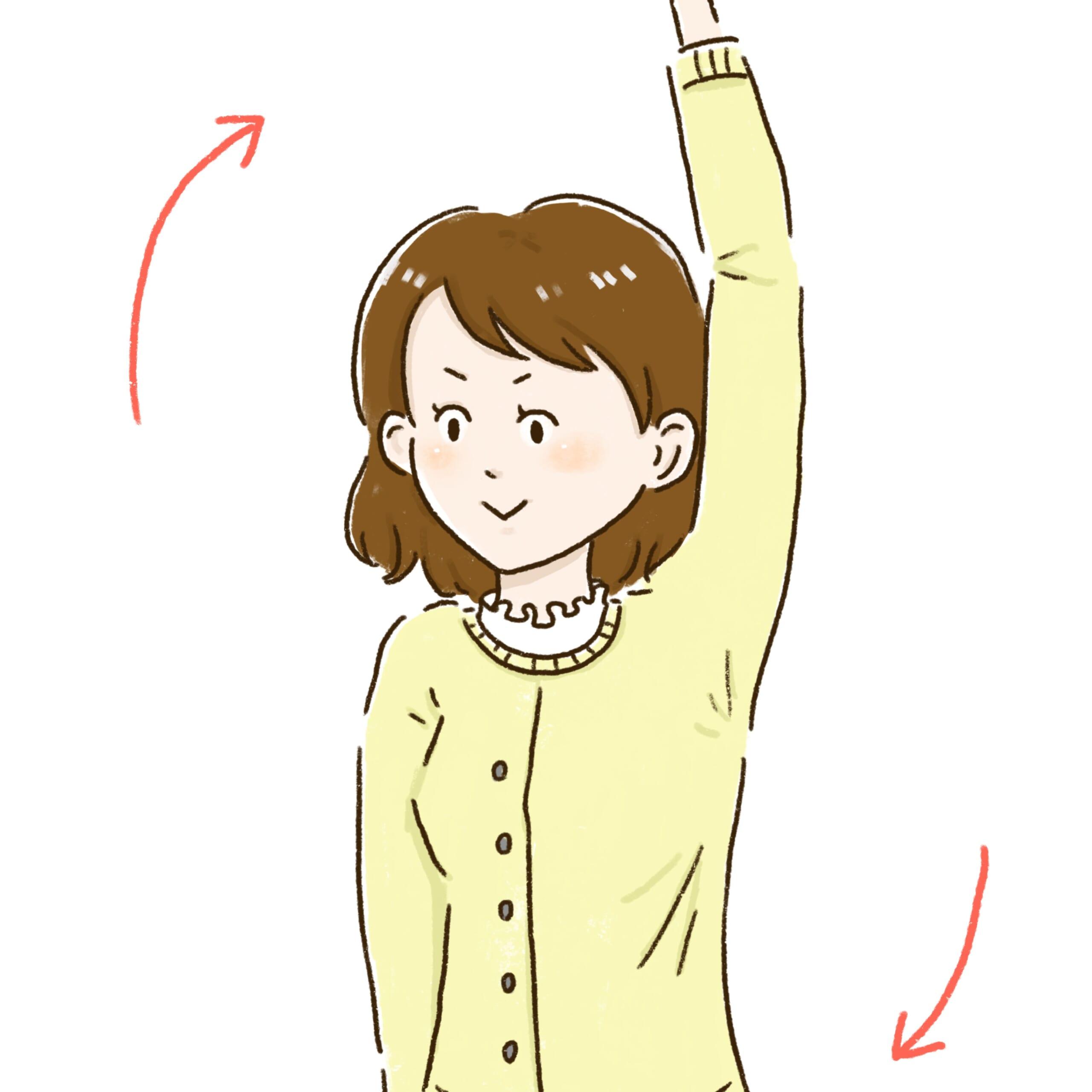 女性ホルモンと骨盤を活性化していく