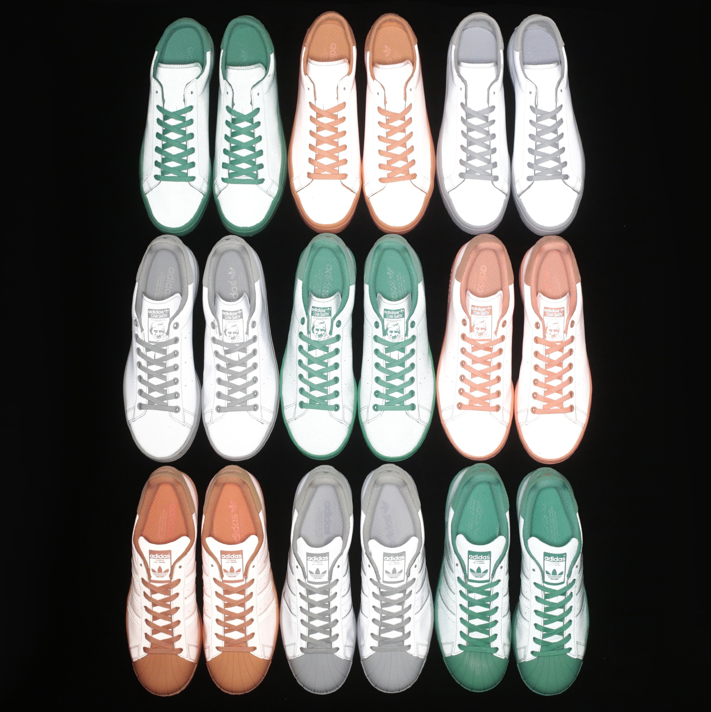 adidas Originals/adicolor TONAL COLOR COLLECTION<br />【SNEAKER JACK DAILY #035】