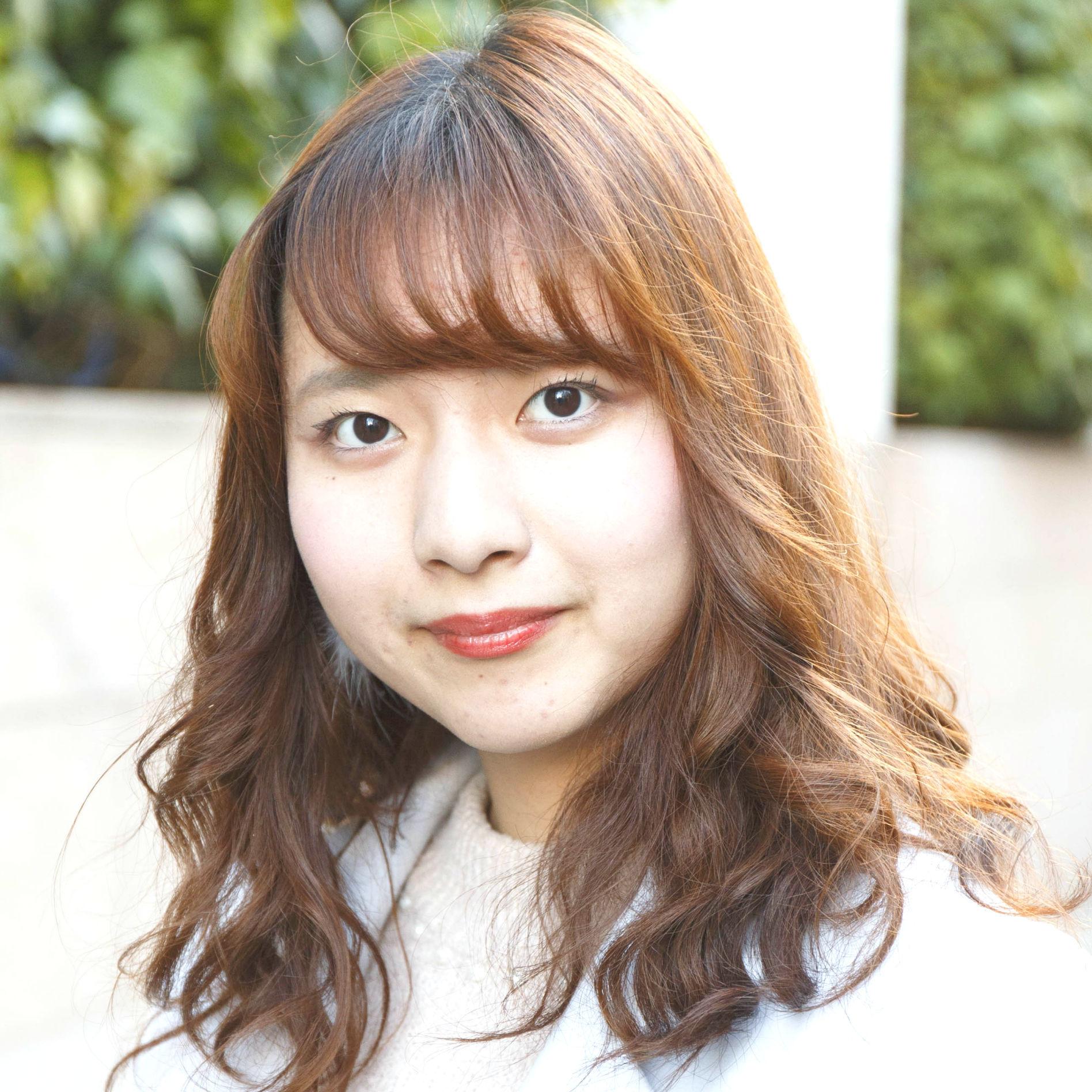 【女子SNAP】美女図鑑<br />沼倉友梨さん・大学生