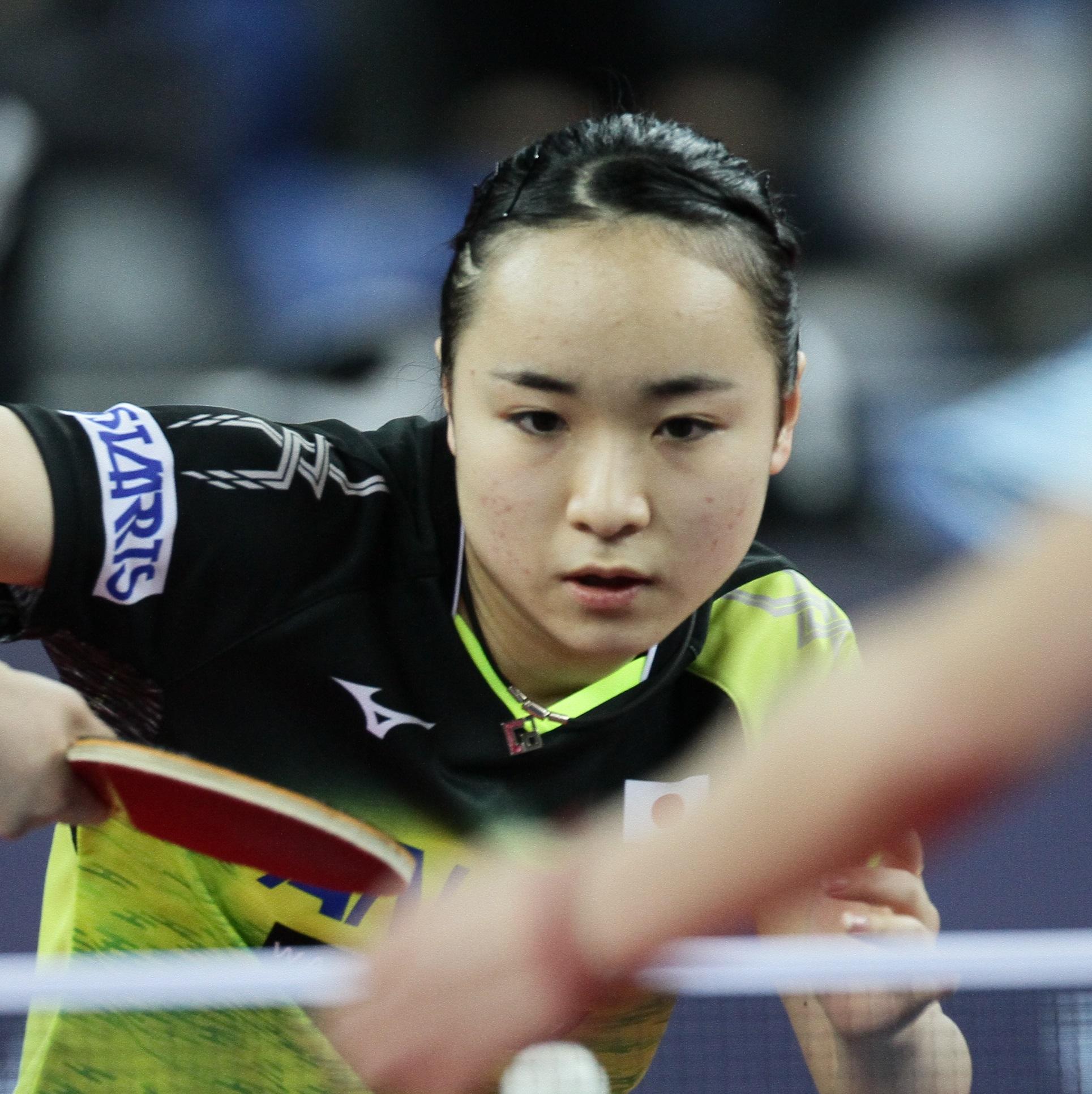 伊藤美誠、平野美宇に挑むは、〝ミキハウス3人娘〟全日本卓球、後半の見どころ