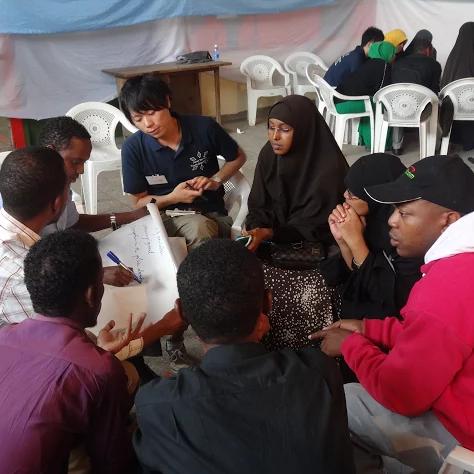 世界最悪の紛争地ソマリア。「ギャング」に挑んだ若き日本人がいる