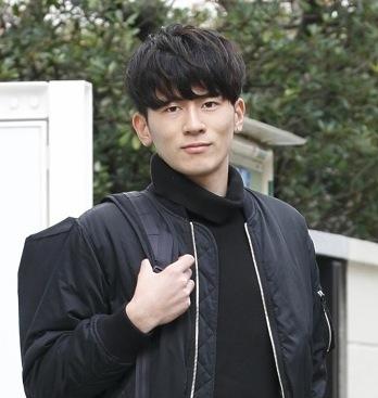 【SNAP JACK】オールブラックでシャープさ追求!<br />宮崎准人くん・東洋大学