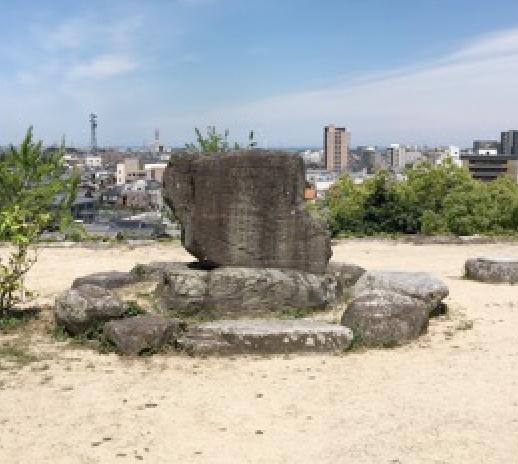 伊賀から伊勢へ⑤松坂城(壱)<br />