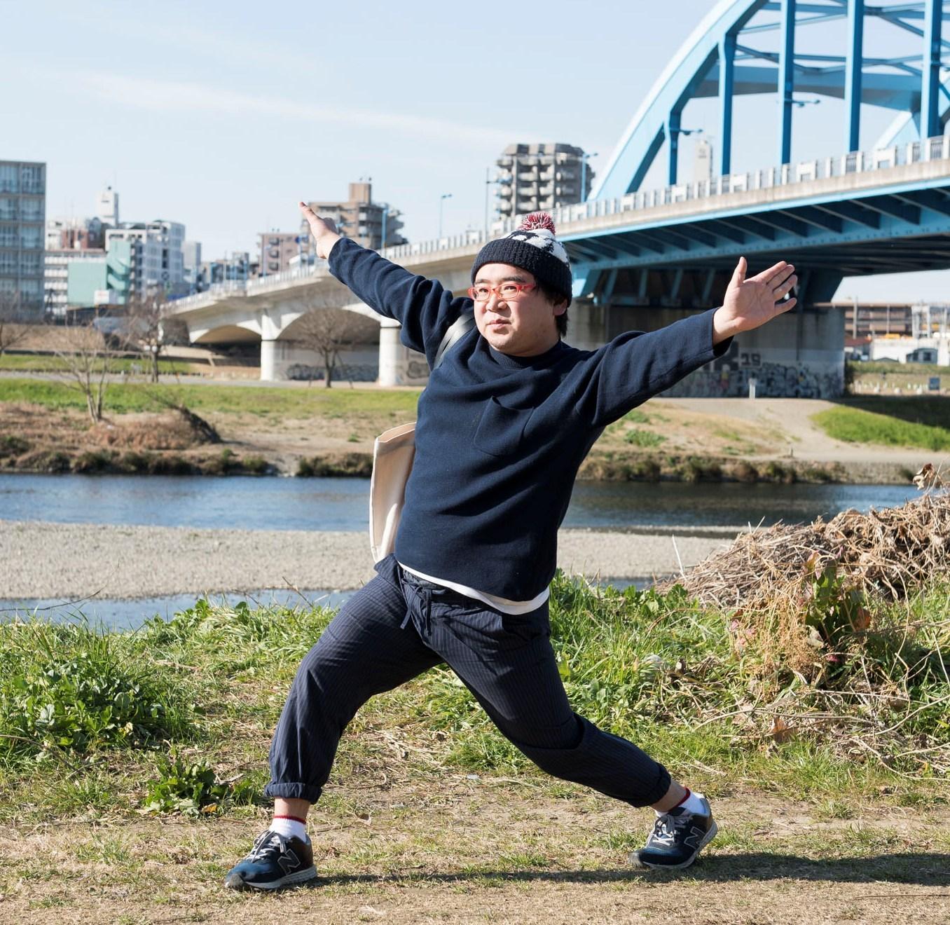 【1月7日】女子と出会いたくて<br />多摩川に七草を探しに行ったら<br />「素敵な出逢い」がありました。