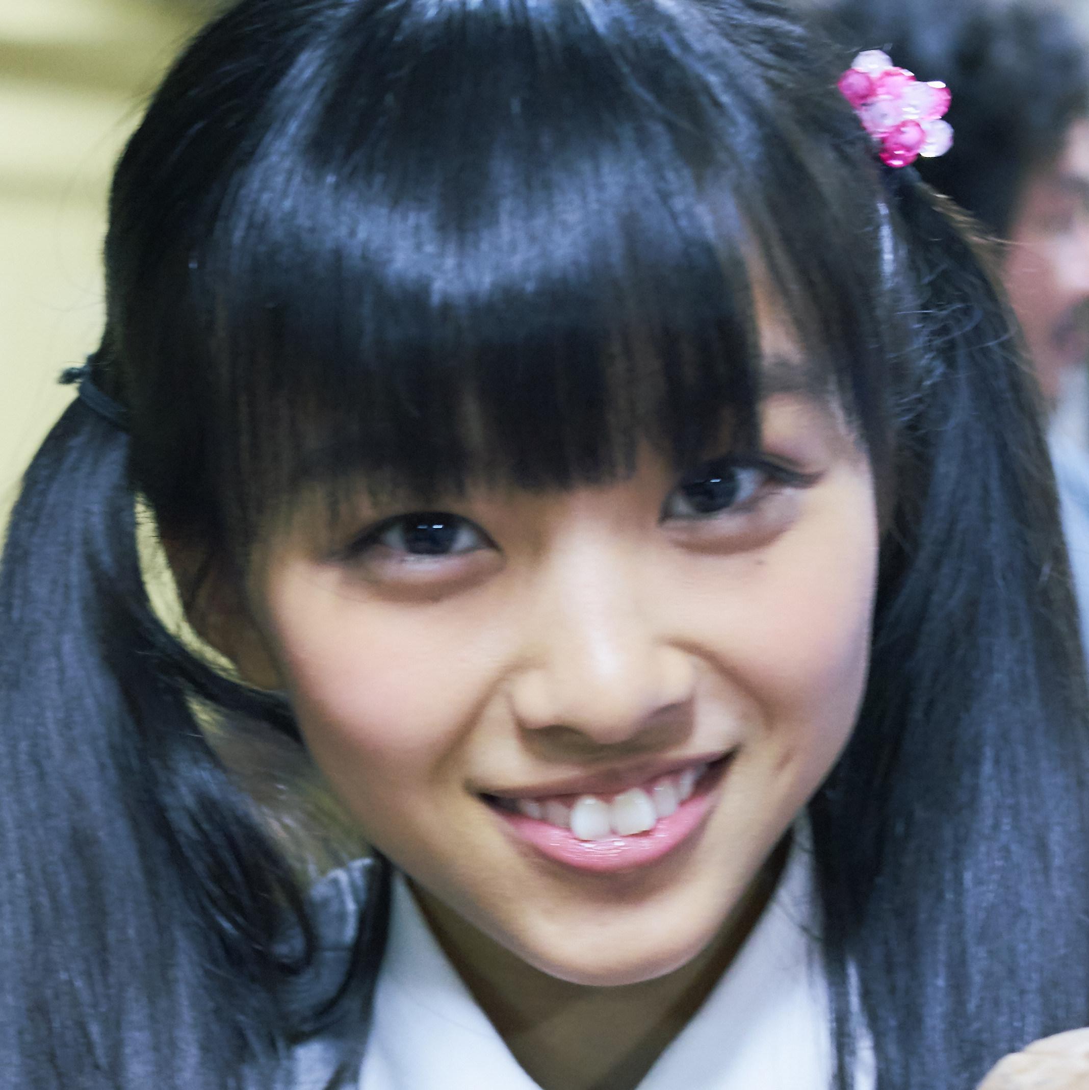 欅坂46・原田葵さん<br />「ツインテールはちょっと恥ずかしかったです…」