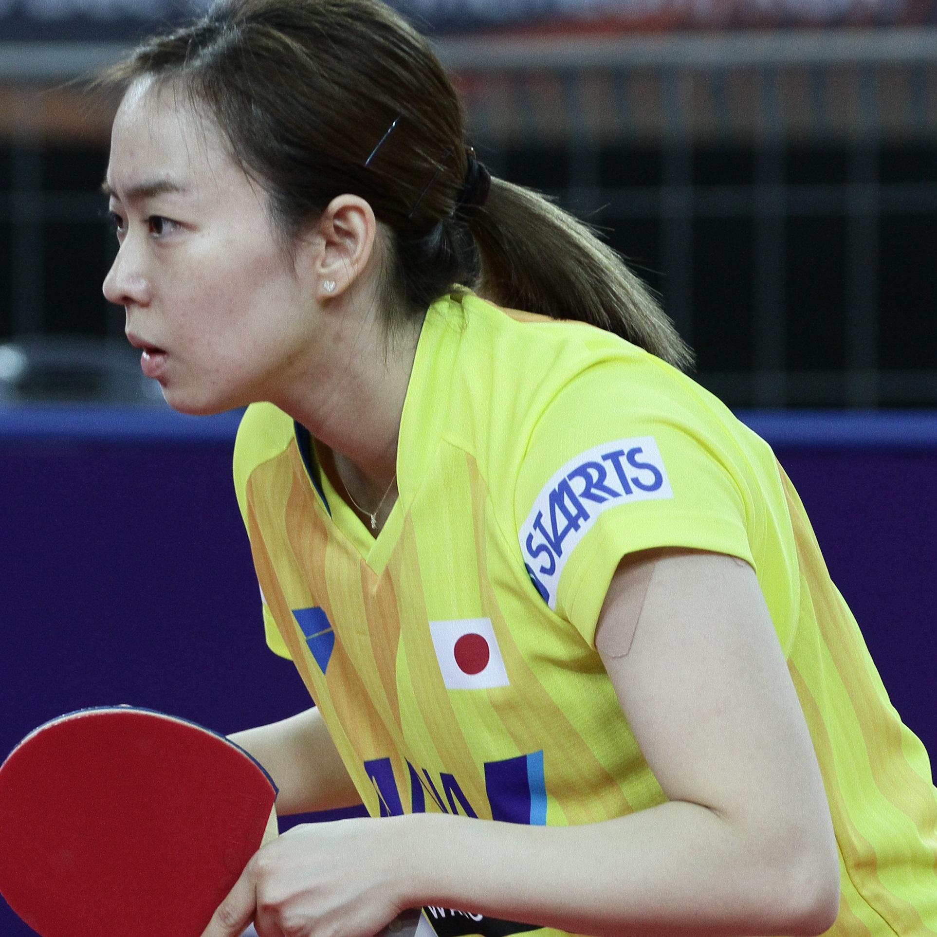 石川佳純vs早田ひなのサウスポー頂上決戦!全日本卓球、前半の見どころ