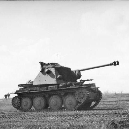 ドイツ製の主要部分が皆無…でも最強。対戦車自走砲「マルダーIII」の皮肉