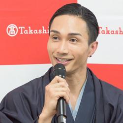 『第3回横浜高島屋日本酒まつり』で橘ケンチ(EXILE)が日本酒の魅力を語る