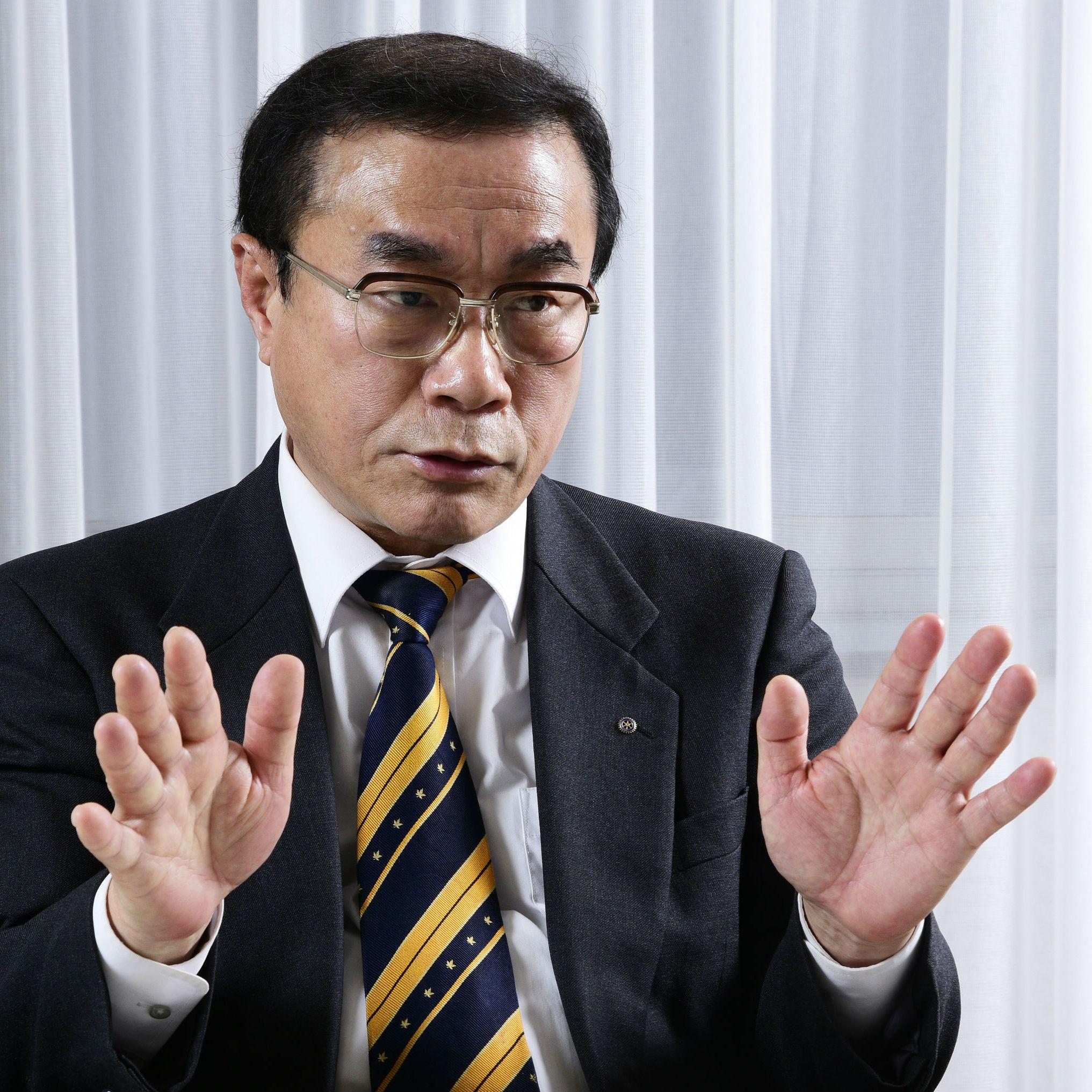朝鮮半島の緊張感が高まった今こそ、日韓の友好関係を深めるべき