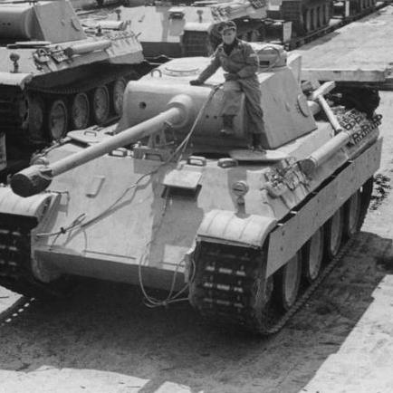 """ドイツ軍戦車「パンター」の意図的に作られた""""弱点"""""""