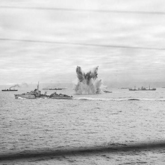 究極のオールラウンダー。「イギリス駆逐艦」万能の活躍