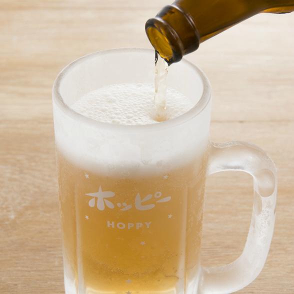 家庭でホッピーを美味しく飲む方法「三冷」って?