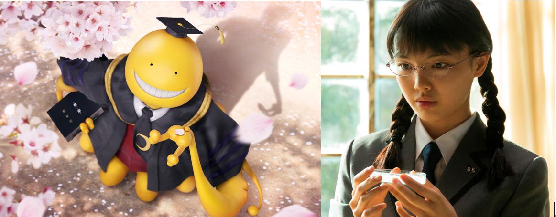 2016年ブレイク必至の女優・上原実矩<br />3月25日公開『暗殺教室~卒業編~』インタビュー<br />【蔵出しショットあり】