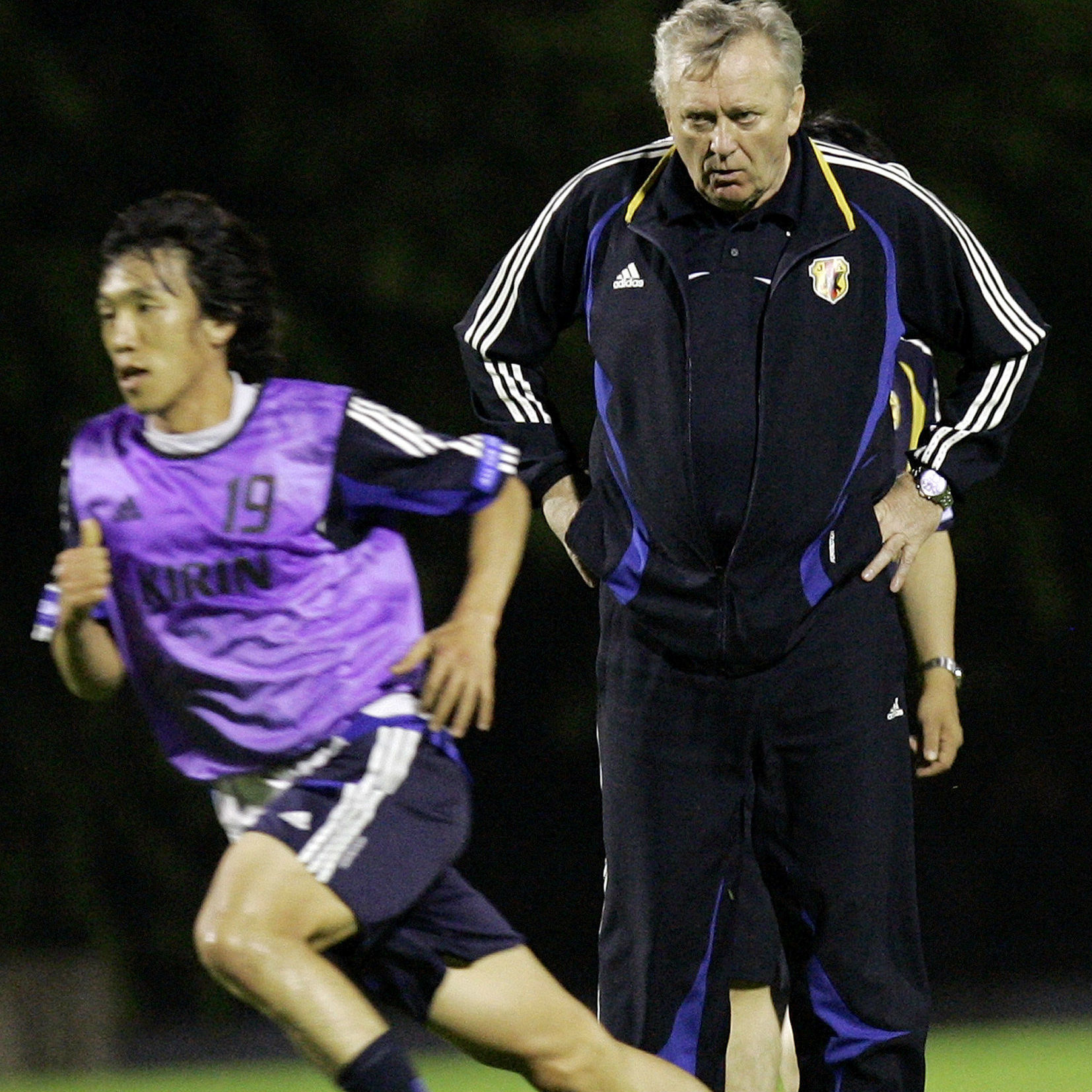 元サッカー代表監督・オシム氏が、キャプテンに求めた「オーソリティ」