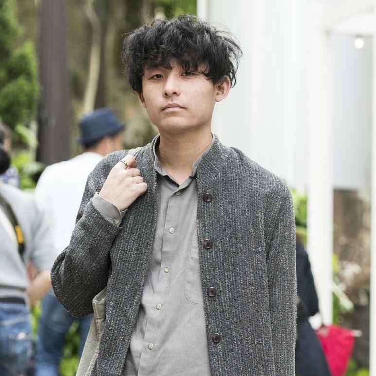 【SNAP JACK】渋谷原宿で悪い遊びを覚えてかえんなさい!  岡山県立大学・吉田智貴くん