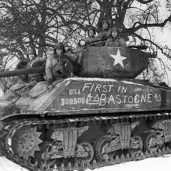 バストーニュ守備隊司令官からドイツ軍司令官へ