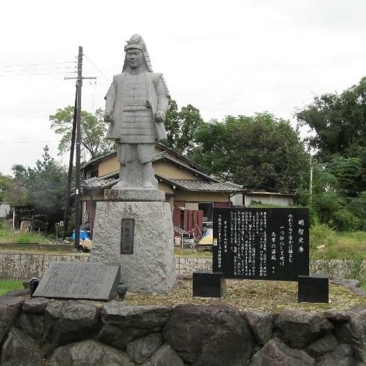 まむしと鳥羽一郎・近江坂本城
