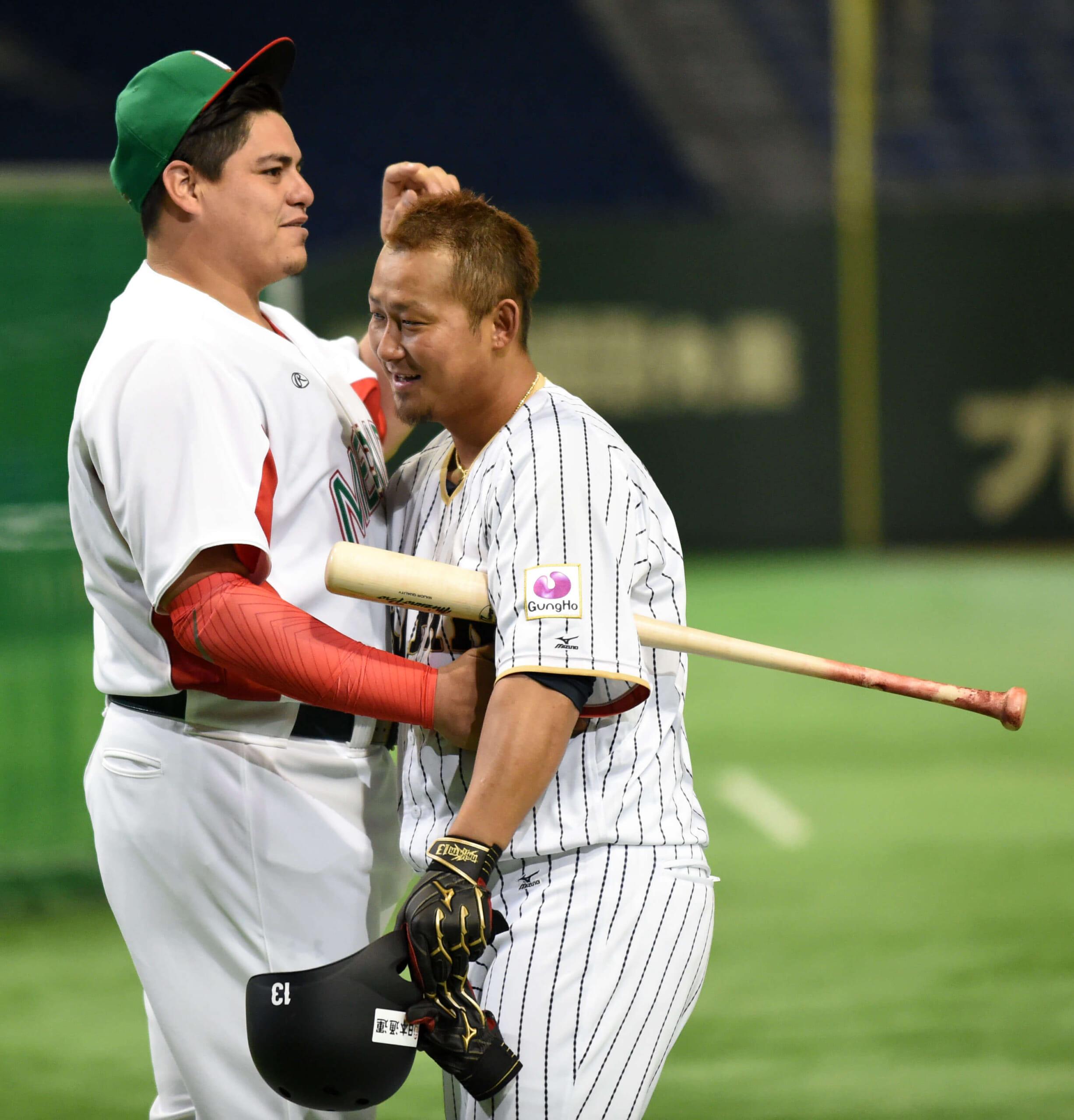 WBCで日本野球の存在感を示す。巨体に似合わぬ人見知りの「日本印」が活躍中