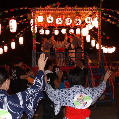 栃木出身者が仰天した、東京の盆踊り風景