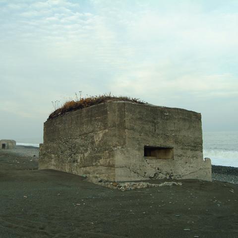 北海道沿岸に残る戦争が生んだ異景