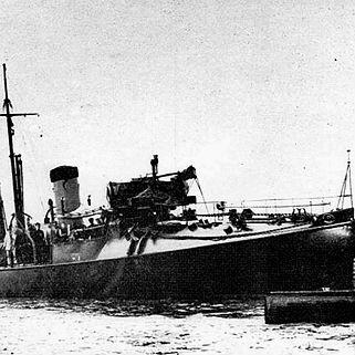 「戦場の海」で八面六臂の活躍をはたした駆逐艦