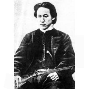 """""""最後の武士""""と言われた新選組・土方歳三だが、実は """"銃"""" 主義者だった!?"""