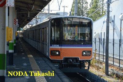 第41回 東武東上線の快速急行で旅気分