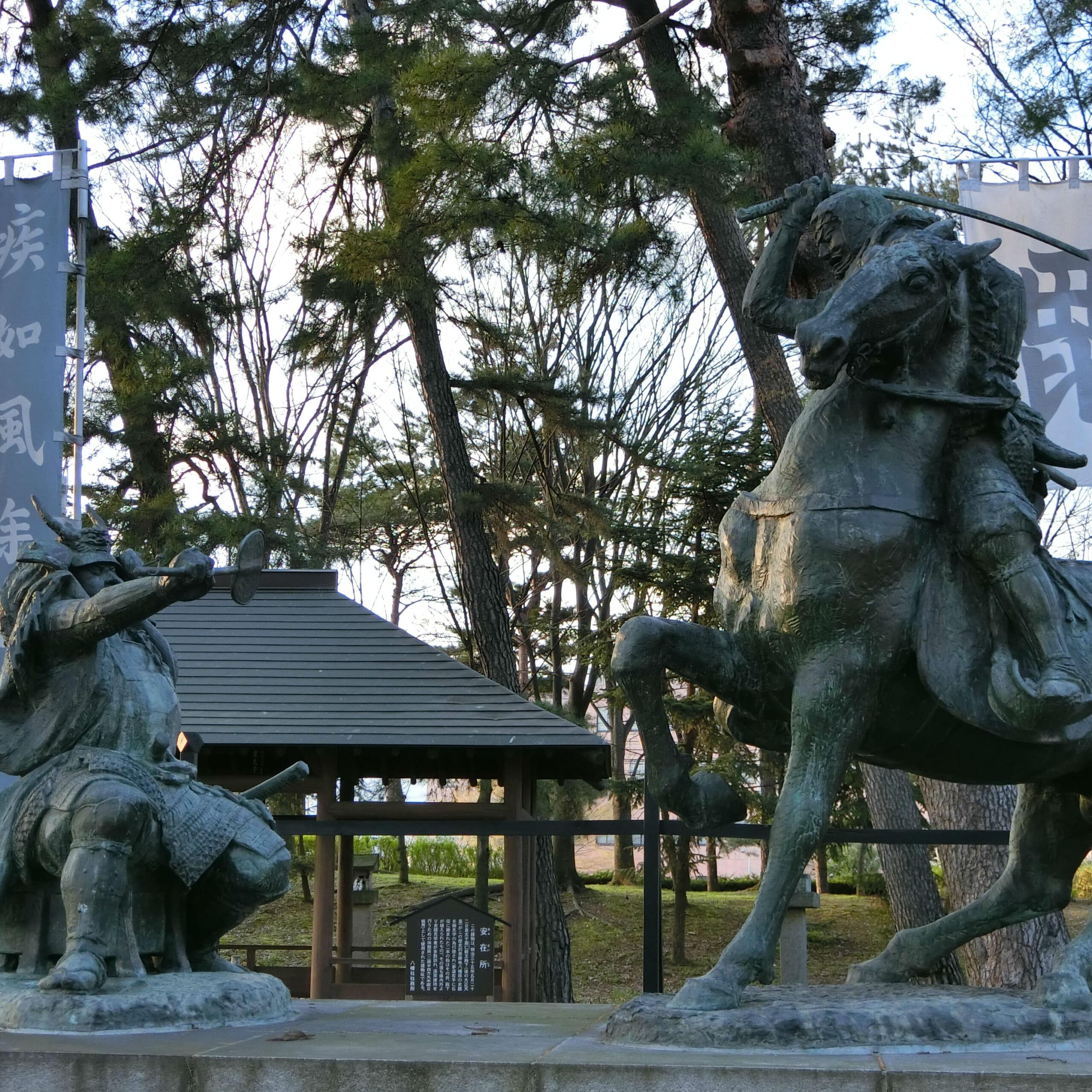 日本史の未遂犯 ~川中島で武田信玄に一騎討ちを挑んだ男~