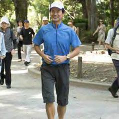 「ナンバ歩き」は日本古来の体幹トレーニングだった
