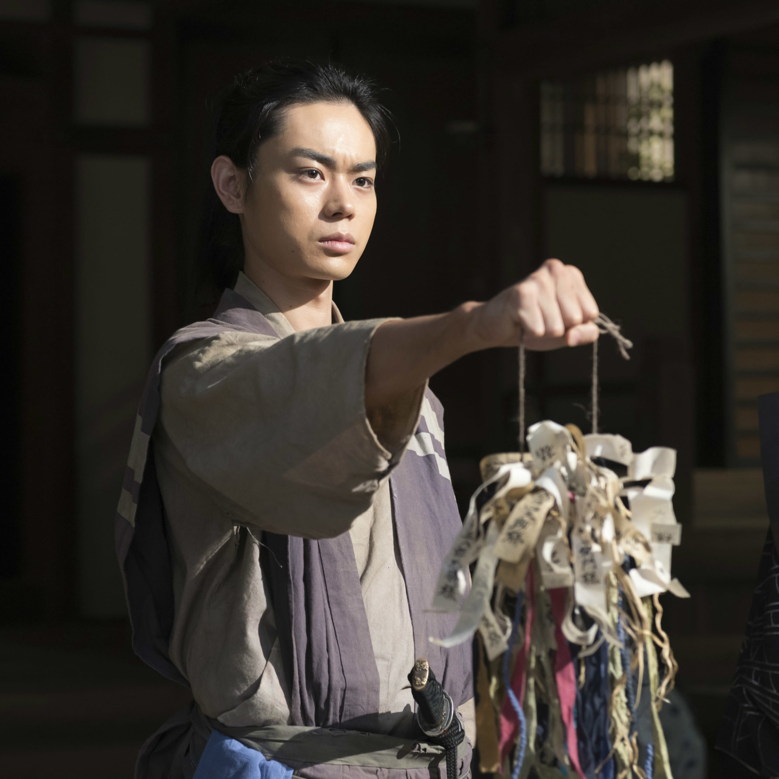 井伊直政を演じる菅田将暉「直政はバイタリティがあり生命力が強い男」