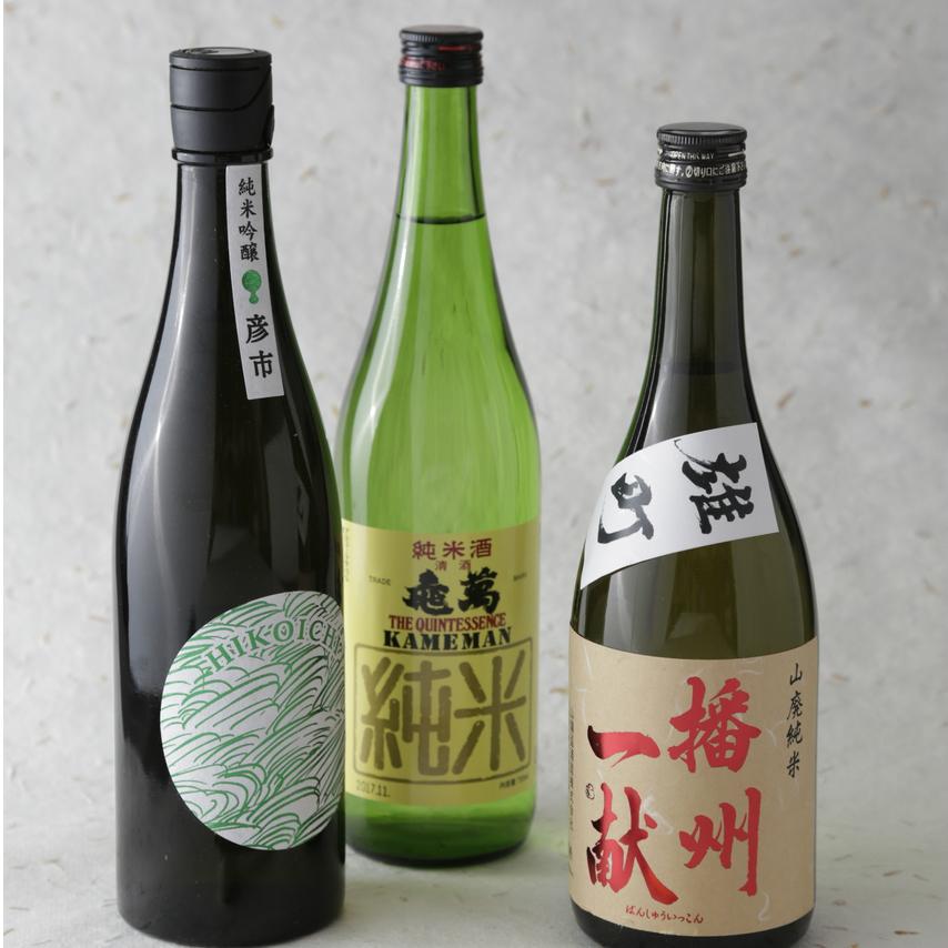 """達人が目的別に選ぶ""""日本酒"""""""