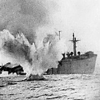 まるで羊の群れを襲う狼……第二次大戦でイギリス船団を撃沈させた、ドイツ海軍の「Uボート」