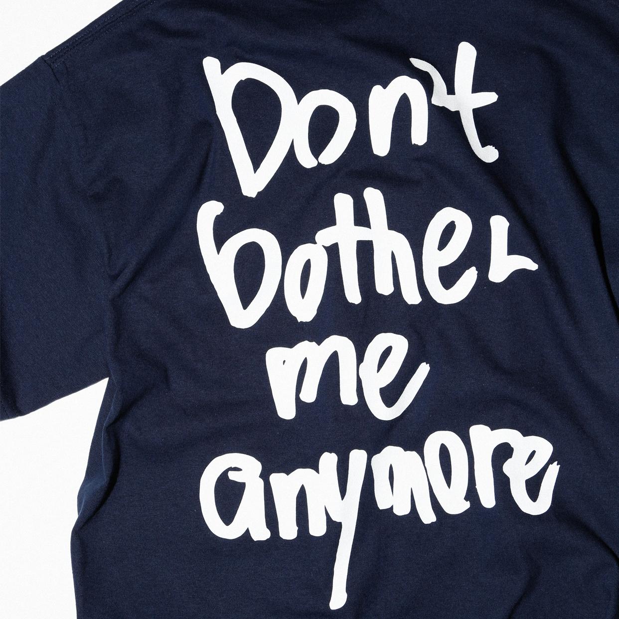 「人生に無駄なんてない!」と信じている奴らに着てほしいTシャツ。