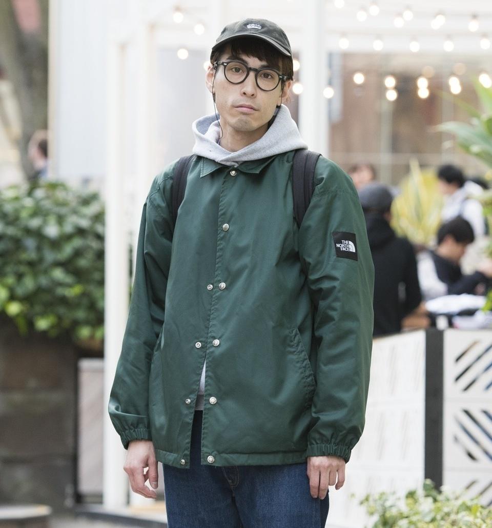 【SNAP JACK】ニューバランスの900番台って男を大人にさせるよね。 鈴木泰輔くん・美容師