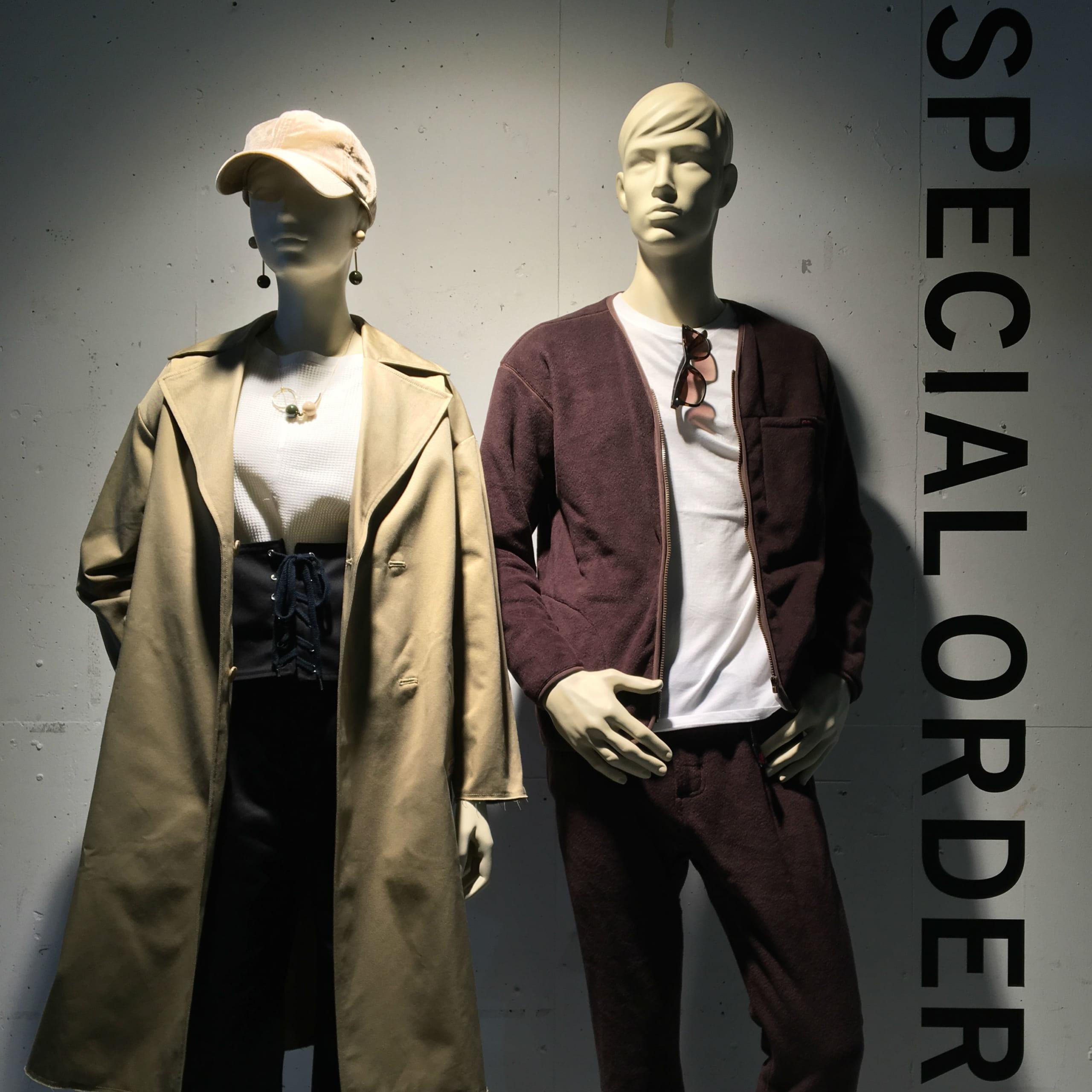 この冬の最新ファッショントレンドをB:MING by BEAMSの写真でこっそりチラ見せ!