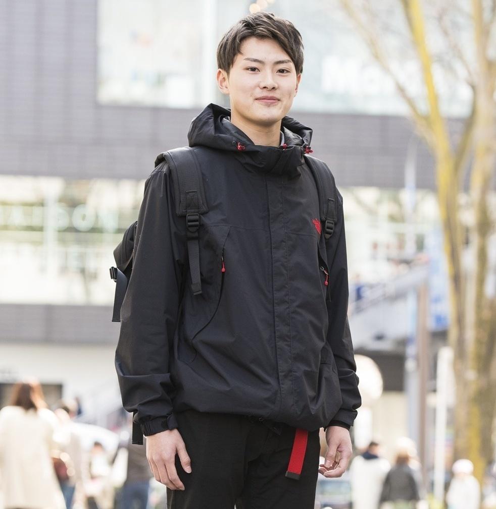 【SNAP JACK】黒スポMIXに合わせる足元の正解は? 澤江虎太郎くん・高校生