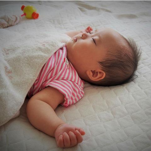 快眠したければ、入浴時に○分間首まで湯につかり、続いて×分間半身浴