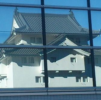ついでながらの駿府城