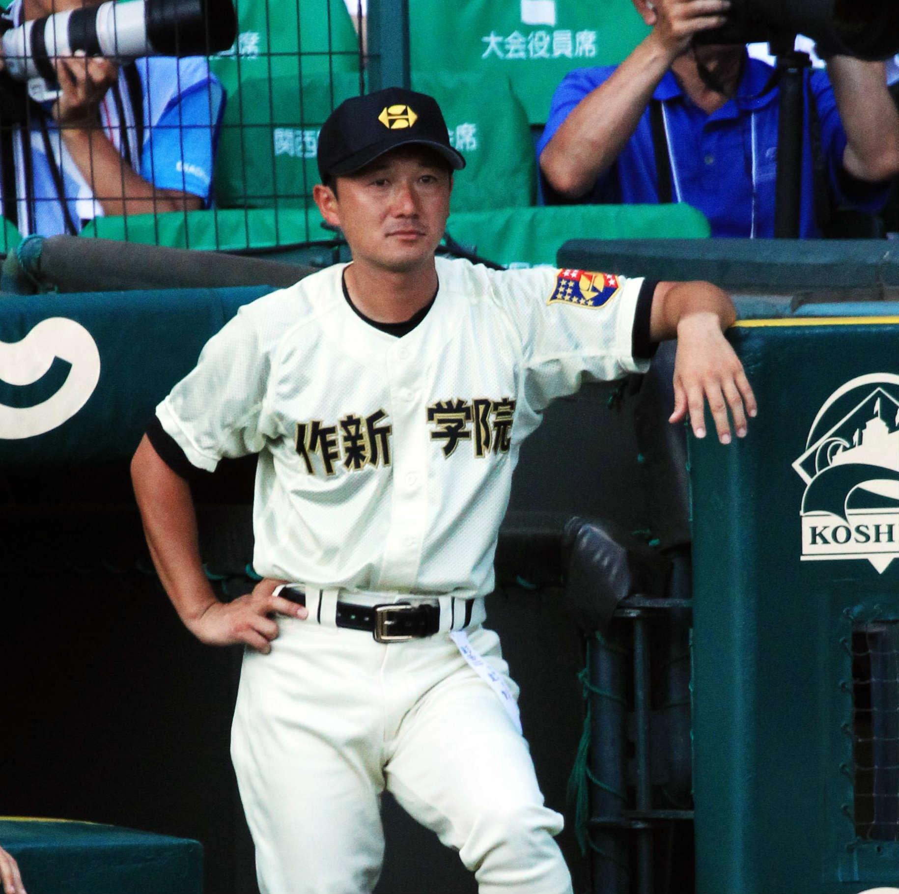 【高校野球取材秘話】33歳で甲子園優勝。作新・指揮官の熱さが心を揺さぶる