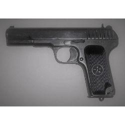 トカレフTT30/TT33 ~大祖国戦争(第二次世界大戦)を戦い抜いた安全装置なき軍用拳銃~