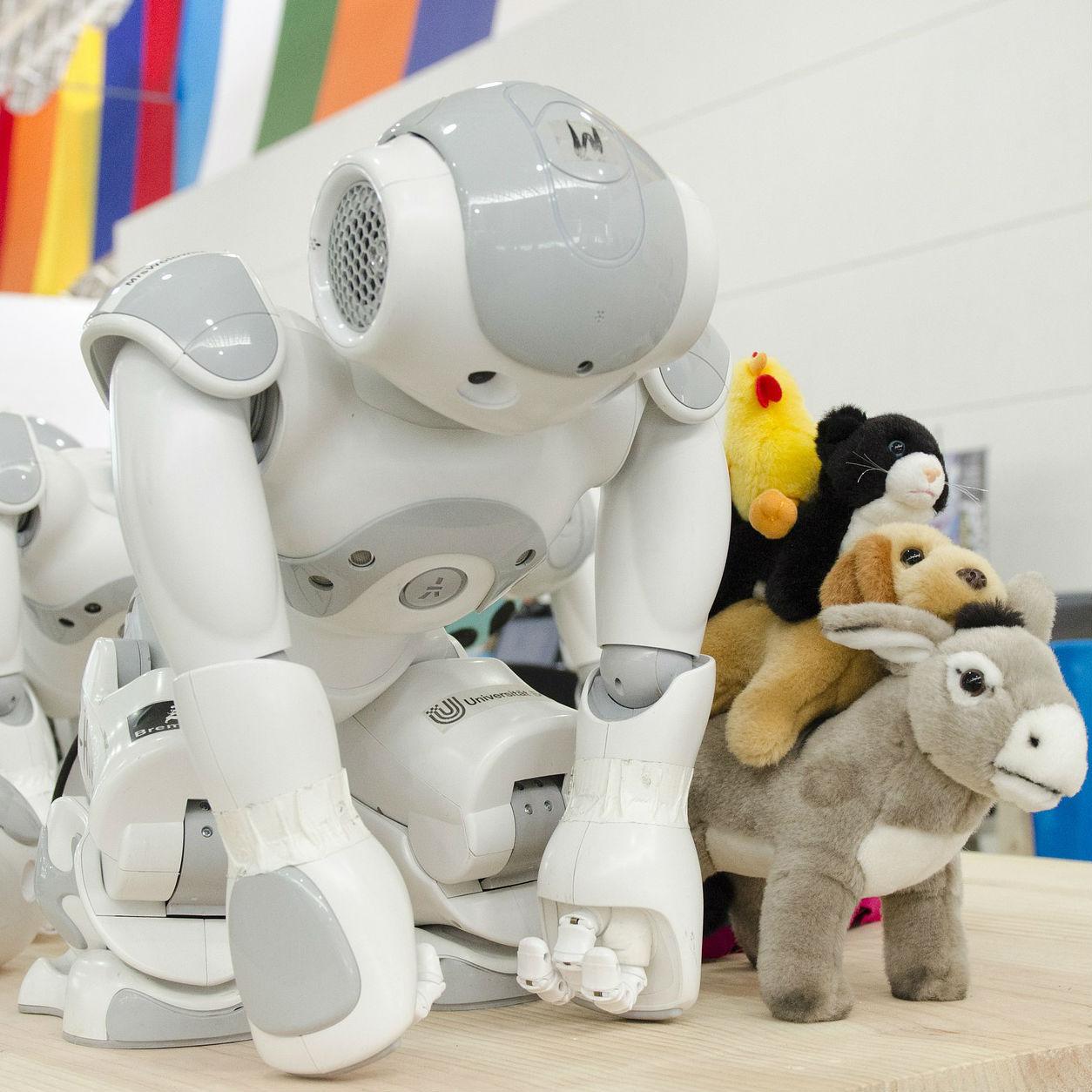 ロボット革命が起こるまでの、6つのステップ