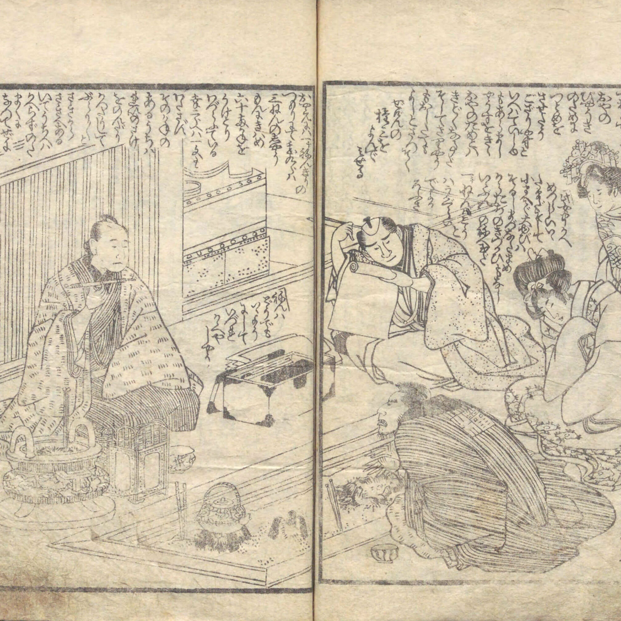 江戸時代の「女を鑑定する」専門職、女衒(ぜげん)の仕事