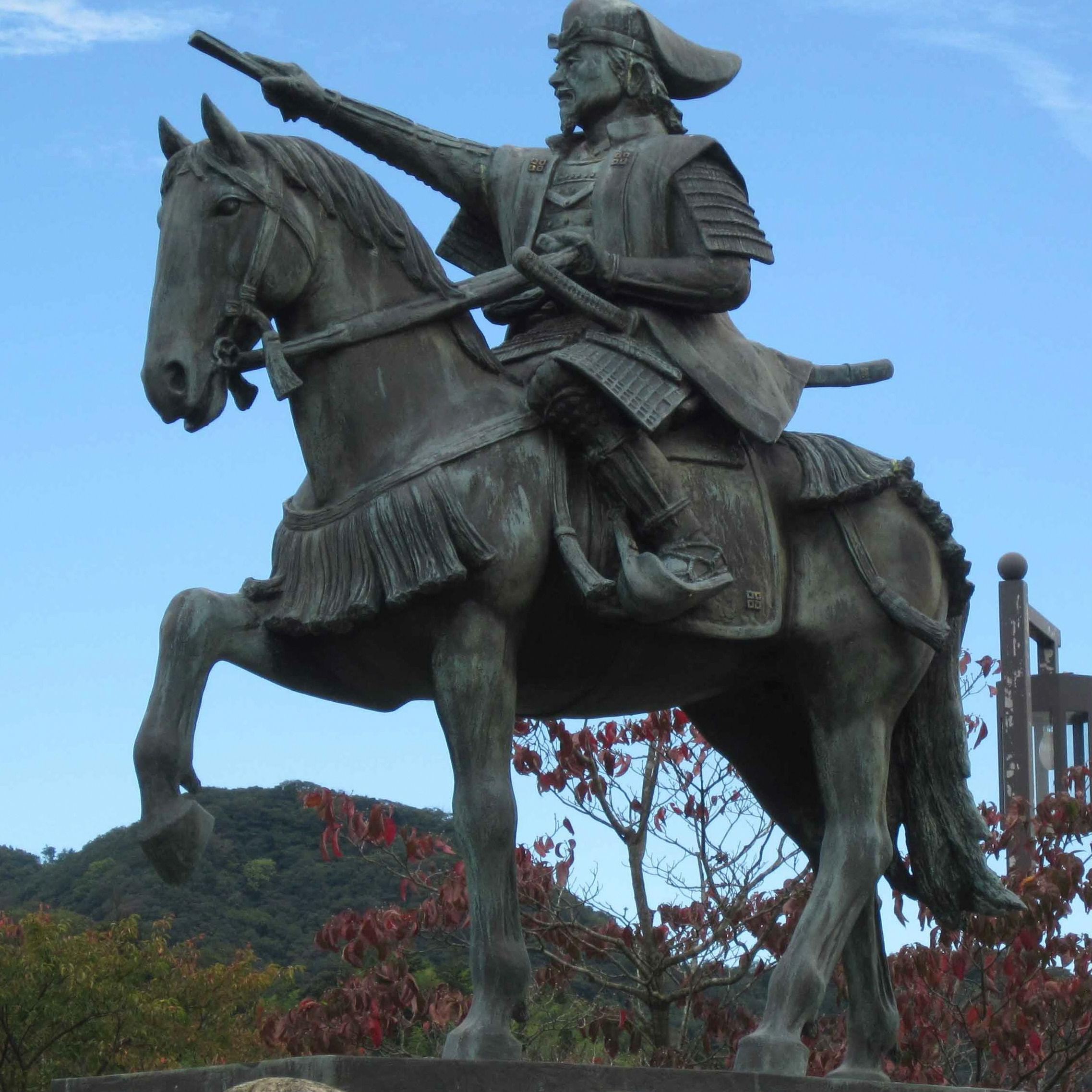 中国地方の雄 戦国大名尼子氏の居城。月山富田城を巡る<br />
