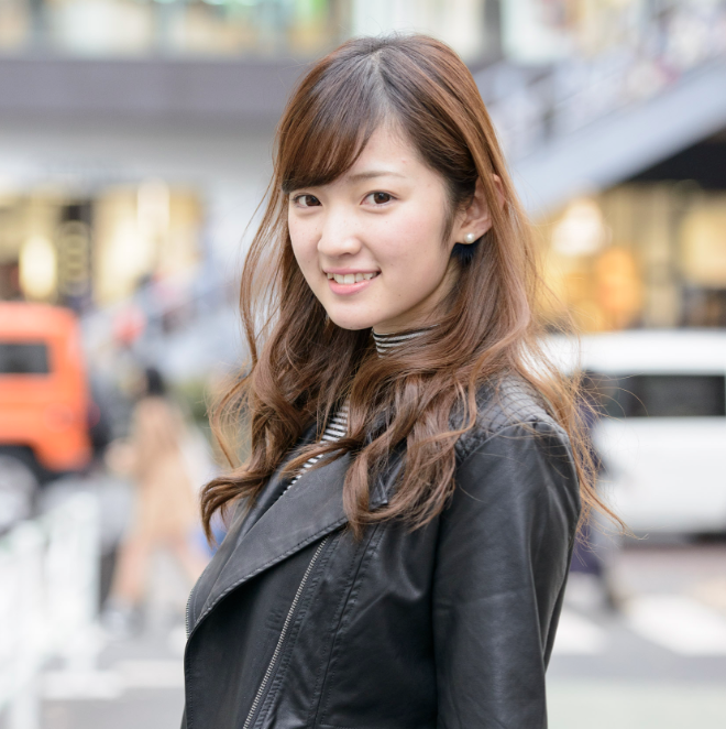 【美女SNAP】SJ美女図鑑<br />山本由香さん・短期大学生<br />