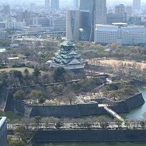 大坂城の建造年代はいつが正しいか?