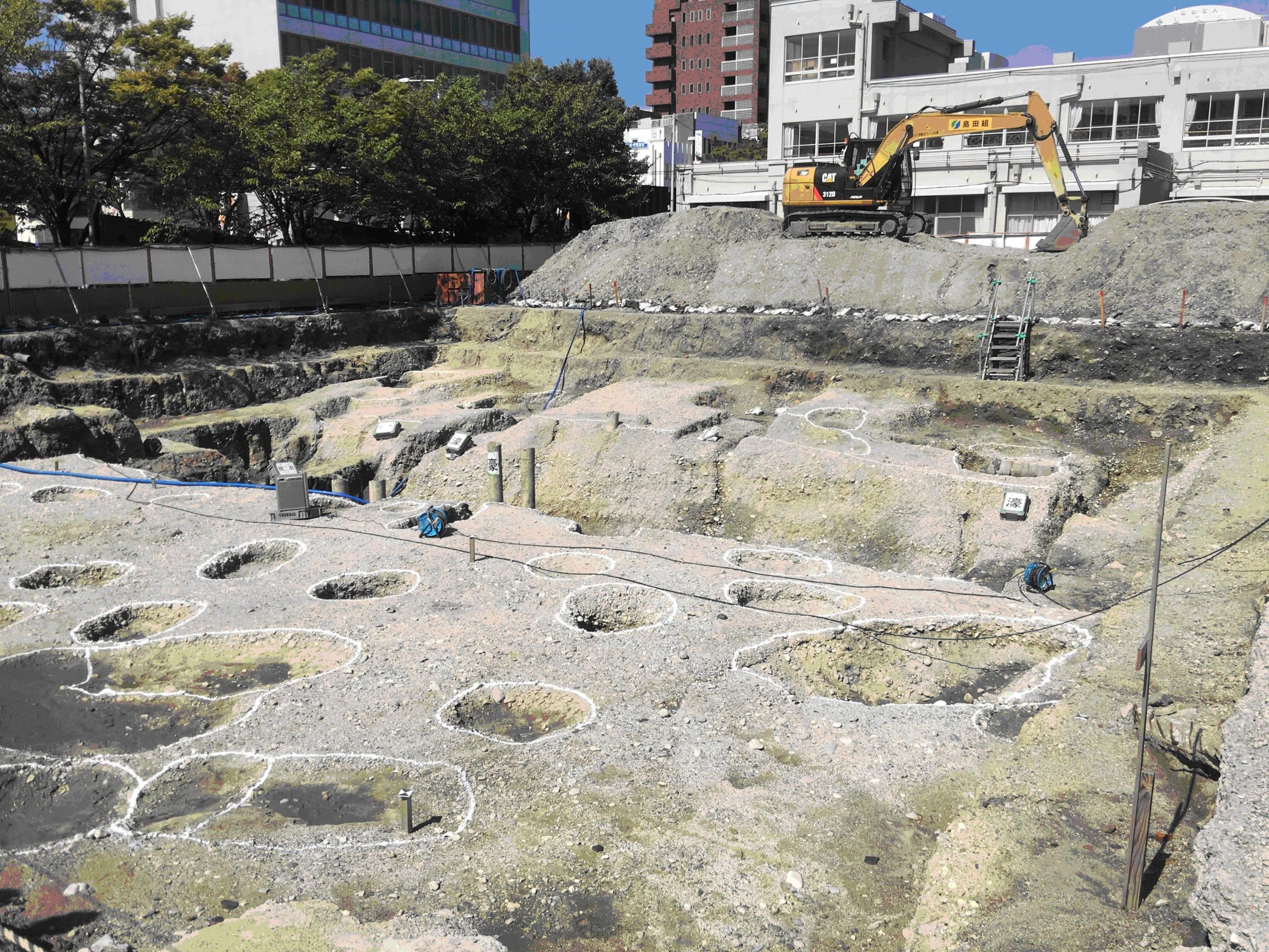 〝日本のベニス〟堺の環濠跡