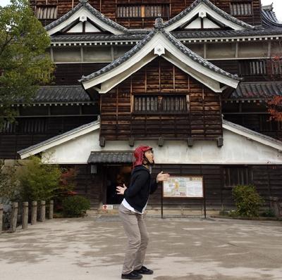 こんなに弱くてゴメンナサイ…広島城(広島県広島市)の謎